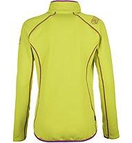 La Sportiva Iris - Fleecejacke Skitouren - Damen, Yellow
