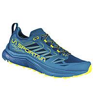 La Sportiva Jackal - scarpe trail running - uomo, Blue/Yellow