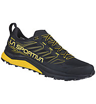 La Sportiva Jackal GTX M - scarpe trailrunning - uomo, Black/Yellow