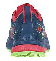 La Sportiva Jackal Gtx - Trailrunningschuh - Damen, Blue/Red/Green