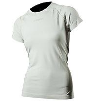 La Sportiva Jedy - T-Shirt trail running - donna, White