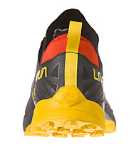 La Sportiva Kaptiva - scarpe trail running - uomo, Black/Yellow