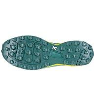 La Sportiva Kaptiva - scarpe trail running - uomo, Blue/Yellow