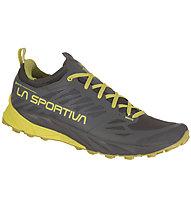 La Sportiva Kaptiva GORE TEX - Trailrunningschuh - Herren, Yellow/Grey