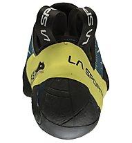 La Sportiva Kataki - Scarpette da arrampicata - uomo, Ocean Sulphur
