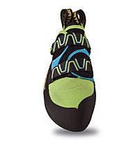 La Sportiva Katana - Scarpette da arrampicata - unisex, Green/Blue