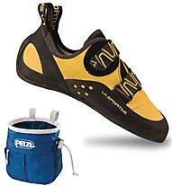 La Sportiva Katana Scarpetta arrampicata, Yellow/Black