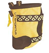 La Sportiva Katana ChalkBag, Yellow/Black