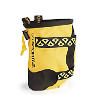 La Sportiva Katana ChalkBag, Yellow/Black