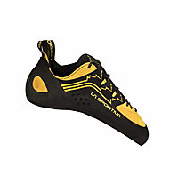 La Sportiva Katana Laces Scarpetta arrampicata, Yellow/Black