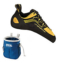 La Sportiva Katana Laces, Yellow/Black