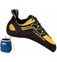 La Sportiva Katana Laces - Kletterschuhe - Herren, Yellow/Black