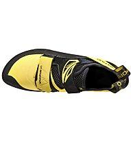 La Sportiva Katana - scarpette da arrampicata - uomo, Yellow/Black