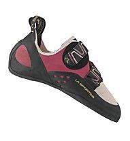 La Sportiva Katana Women's Damen Kletterschuh, Pink/White