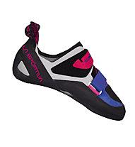 La Sportiva Kubo - Kletterschuh - Damen, Blue/Pink/Black