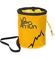 La Sportiva Laspo Kid Chalk Bag - porta magnesite - bambino, Yellow