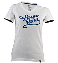 La Sportiva LaspoDiva Klettershirt Damen, White