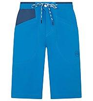 La Sportiva Leader - pantaloni corti arrampicata - uomo, Light Blue