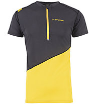 La Sportiva Limitless - Trailrunning T-Shirt - Herren, Black/Yellow