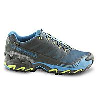 La Sportiva Lince - GORE-TEX Trailrunning-Schuh, Grey/Blue
