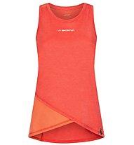 La Sportiva Look Tank - Trailrunning Top - Damen, Red
