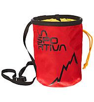 La Sportiva LSP Chalk Bag - porta magnesite, Red