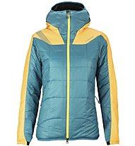 La Sportiva Lulin Primaloft - Giacca con cappuccio alpinismo - donna, Blue