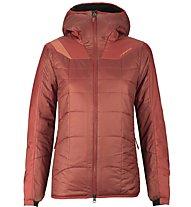 La Sportiva Lulin Primaloft - Giacca con cappuccio alpinismo - donna, Red