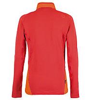 La Sportiva Luna - giacca in pile - donna, Red