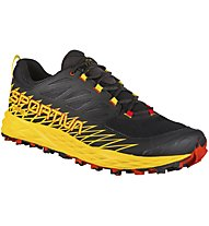 La Sportiva Lycan GTX - Trailrunningschuh - Herren, Black/Yellow
