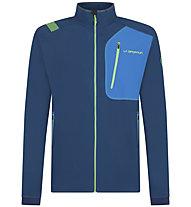 La Sportiva Mantis - Fleecepullover - Herren, Blue/Light Blue