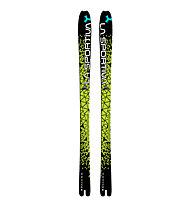 La Sportiva Maximo Ls - sci da scialpinismo, Black/Green