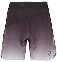 La Sportiva Medal - Trailrunninghose kurz - Herren, Black/Grey