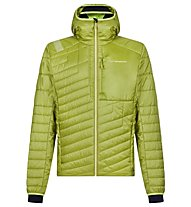 La Sportiva Meridian PrimaLoft - giacca con cappuccio - uomo, Green
