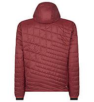 La Sportiva Meridian PrimaLoft - giacca con cappuccio - uomo, Dark Red