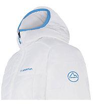 La Sportiva Misty PrimaLoft - giacca scialpinismo - donna, White