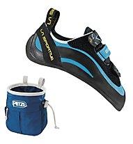 La Sportiva Miura VS - scarpette da arrampicata - donna, Blue