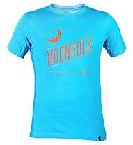 La Sportiva Moonrock Klettershirt, Sea Blue