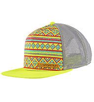 La Sportiva Moose Trucker Hat - Schildmütze, Cloud/Garnet
