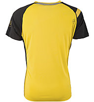 La Sportiva Motion - maglia trail running - uomo, Yellow/Black