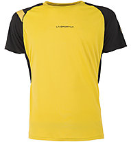 La Sportiva Motion - Trailrunning T-Shirt - Herren, Yellow/Black
