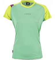 La Sportiva Move - Trail Running T-Shirt - Damen, Green