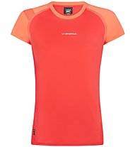 La Sportiva Move - Trailrunning T-Shirt - Damen, Red/Orange