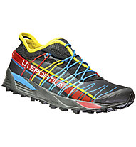 La Sportiva Mutant - scarpa running, Blue/Red