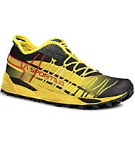 La Sportiva Mutant - Scarpe trail running - uomo, Black/Yellow