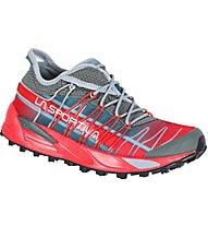 La Sportiva Mutant - scarpe trail running - donna, Red/Grey
