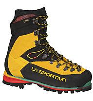 La Sportiva Nepal Evo GORE-TEX - Hochtourenschuh - Herren, Black/Yellow
