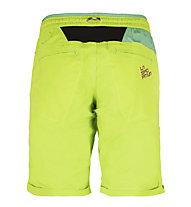 La Sportiva Nirvana - kurze Kletter- und Boulderhose - Damen, Light Green