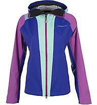 La Sportiva Nova GTX - Giacca in GORE-TEX scialpinismo - donna, Blue/Violet