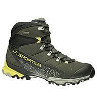 La Sportiva Nucleo GTX - Wander- und Trekkingschuh - Herren, Grey/Yellow